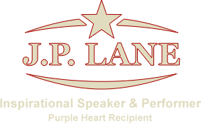 J.P. Lane ~ Professional Speaker / Performer