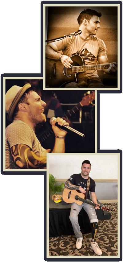 Military Entertainer & Speaker, JP Lane